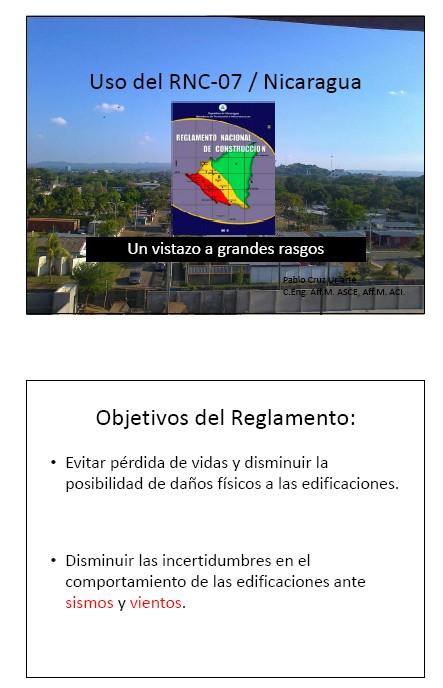 Planos domes - Nicaragua