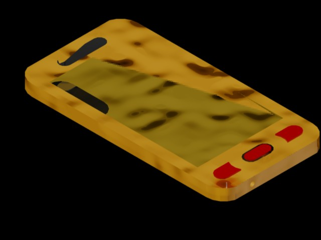 Cell Phone 3d