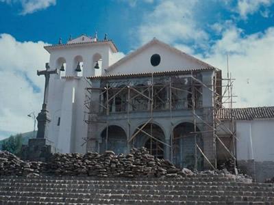 Church of San Jeronimo Cusco