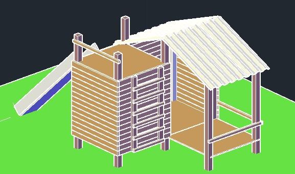 3d playhouse