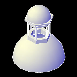 3D Dome