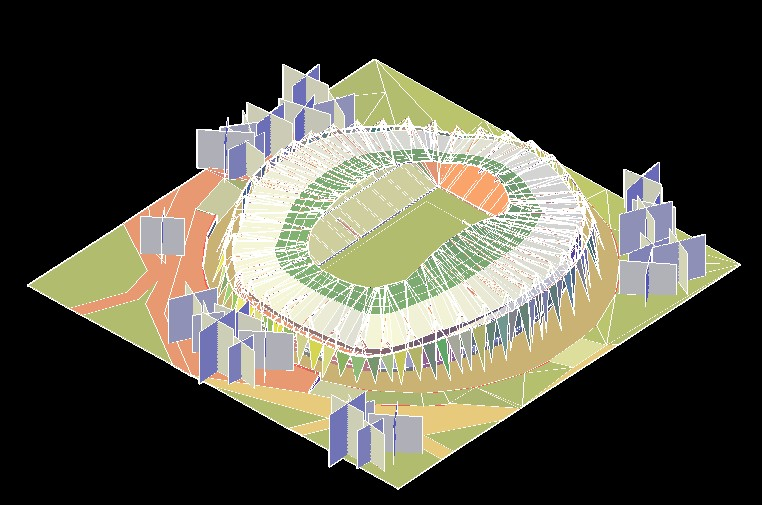 Sydney stadium