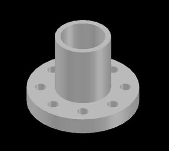3D mechanical part