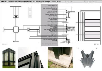 Detail University Of Chicago Mies Van Der Rohe 298 16 Kb