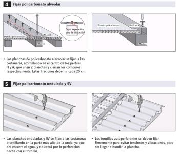 Polycarbonate Roof In Pdf Download Cad Free 862 77 Kb
