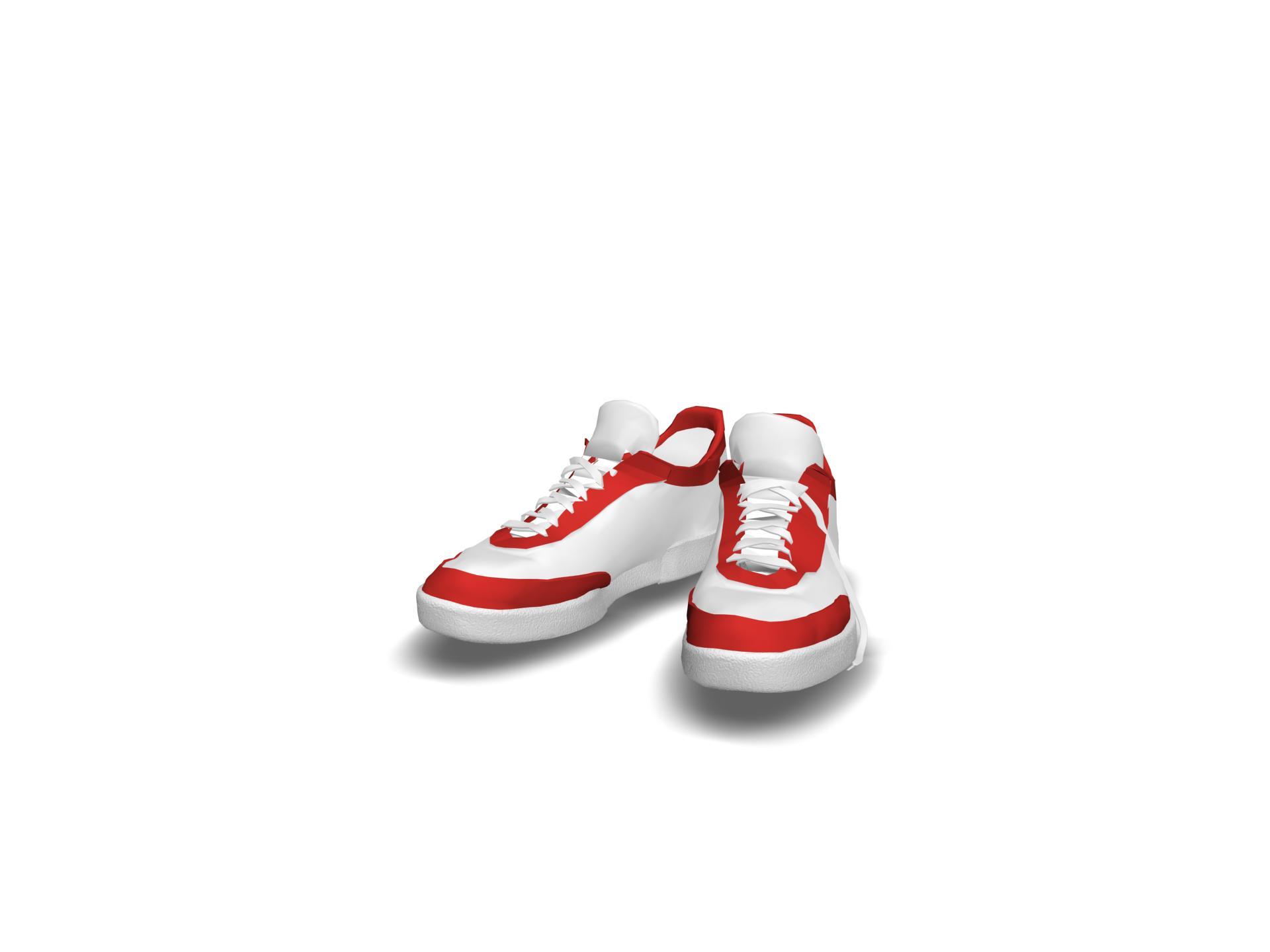 3d sport shoes