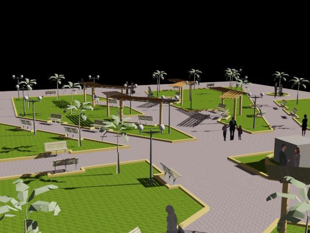 Parque 3D