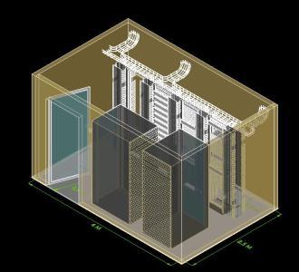 A And M Auto >> Gabinete de 42u en AutoCAD | Descargar CAD (14.41 MB ...