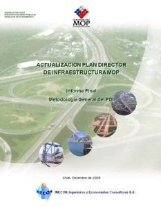 PLAN UPDATE PLAN DE CHILE 2009