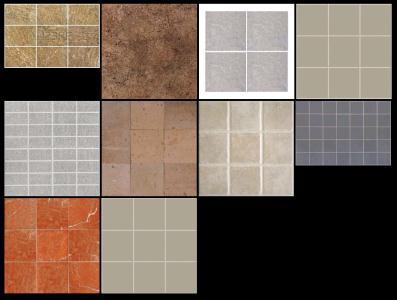 Textures for renders