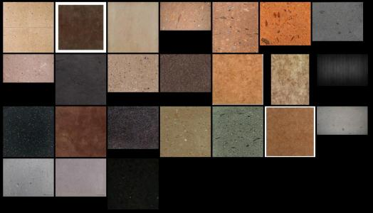 Texture quarry