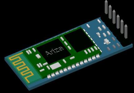 Módulos Bluetooth hc - 05