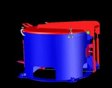 3D Centrífuga - Fat Extractor