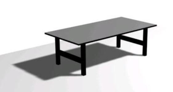 TABLE TOGETHER 3D