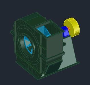 Transportador Neumatico 3D