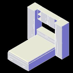 3DFurniture Bedroom02