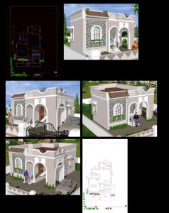 3D - House with 3DS