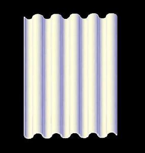 CORRUGATED PLATE