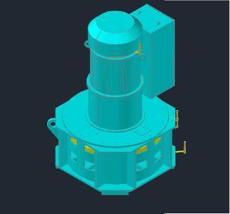ANB (ASTRONICK CONTINUIDAD UPS) 3D