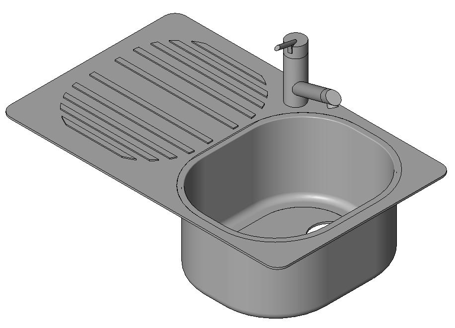 Simple Sink with driner