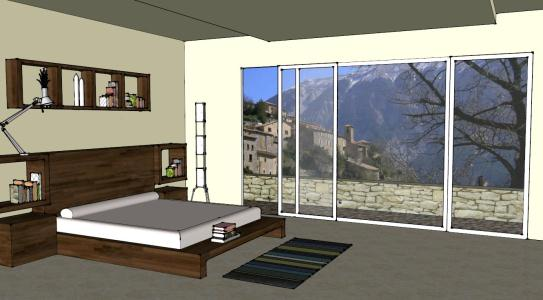 Bedroom Interior Design 3d Interior Design 1 12 Mb Bibliocad