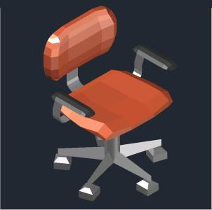 3dOffice chair