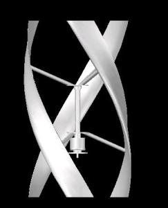 UGE VisionAIR3 Vertical Axis Wind Turbine