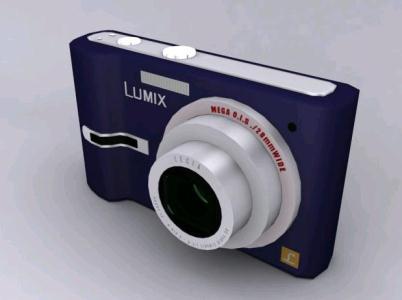 Panasonic Lumix TZ 3.