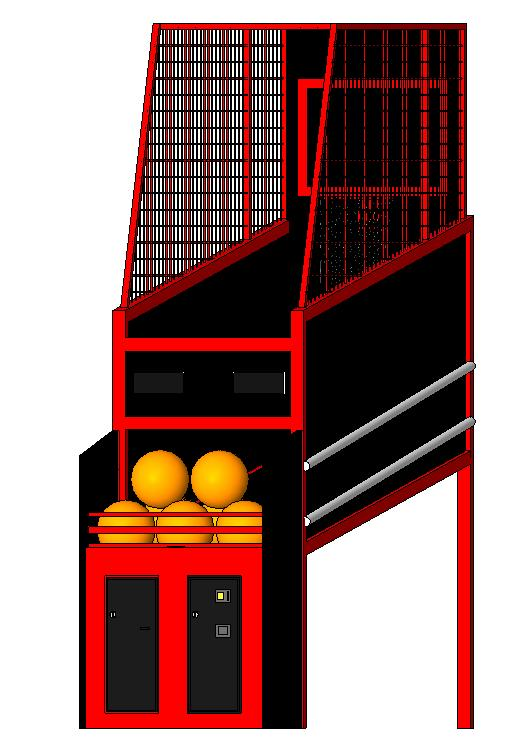 Arcade Game In Autocad Cad Download 1 08 Mb Bibliocad