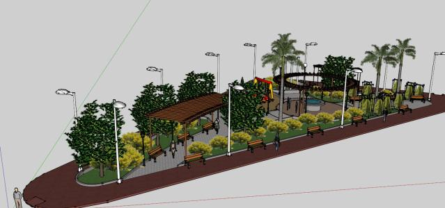 Playground Design Landscape Projects