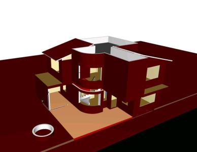 3d archicad Home