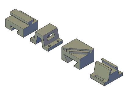 4 modelos solido 3d piezas b sicas kb bibliocad for Modelo solido con guijarros