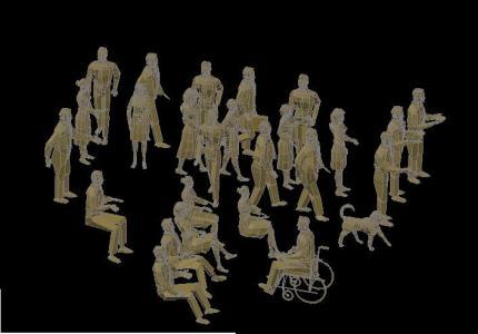 Personas 3D