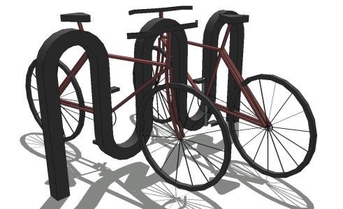 Bike Sketchup