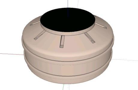 Water Tank 1100 Lts