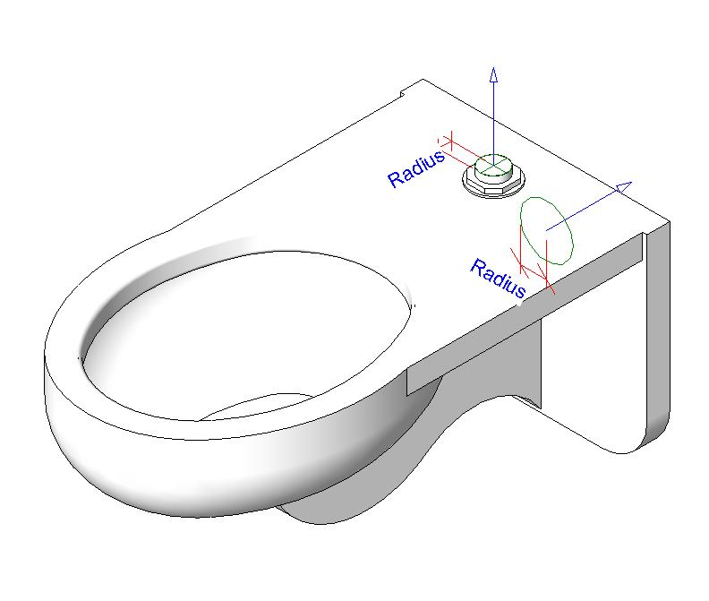 Wall Hung Toilet In Autocad Cad Download 173 42 Kb