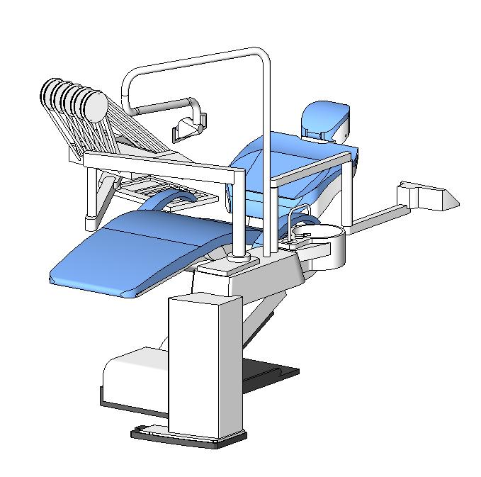 dentist chair instrumental in rfa