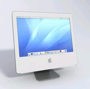 Apple Monitor 3D