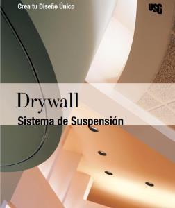 Drywall - Sistema de suspencion de Plafones