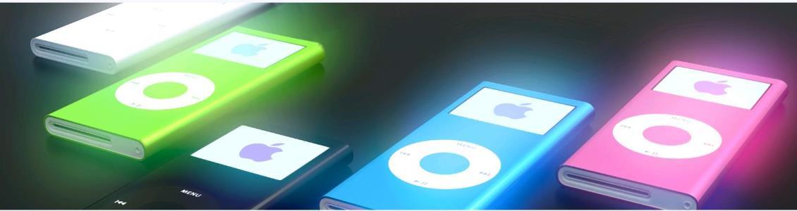 Ipod Nano 3D