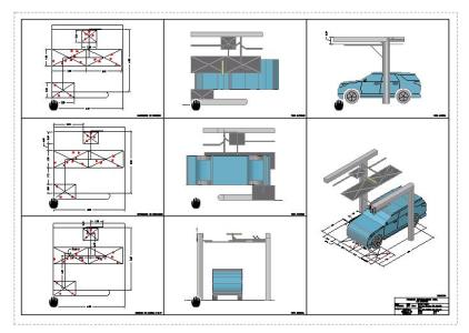 Parking 3d In Autocad Cad Download 83889 Kb Bibliocad