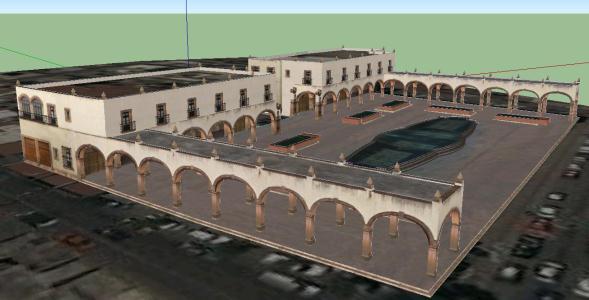 Plaza Santa Rosa de Viterbo