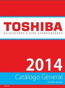 Heating and air conditioning catalog Toshiba