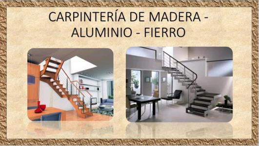 CARPINTERIA ALUMINIUM AND METAL