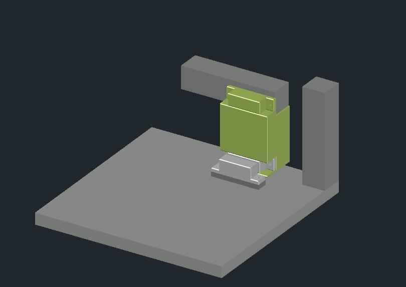 Sensor Fixture Holder