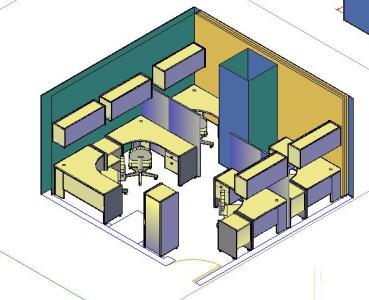 3D PROJECT OFFICE