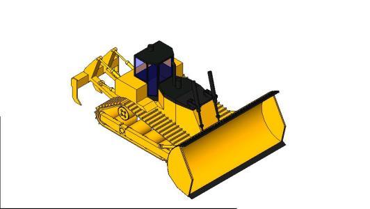 Tractor CAT D - 11