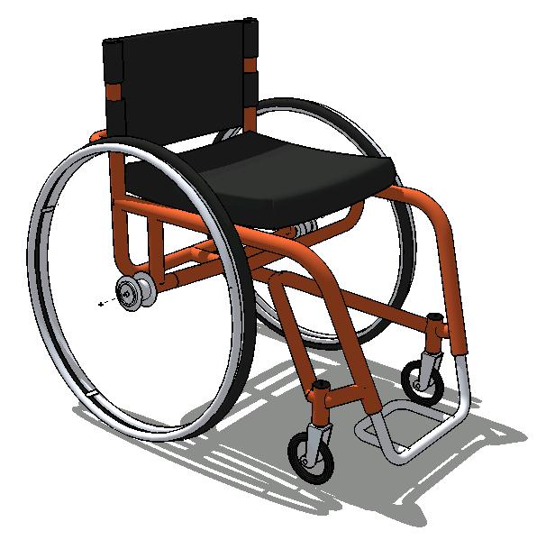 3d wheelchairs