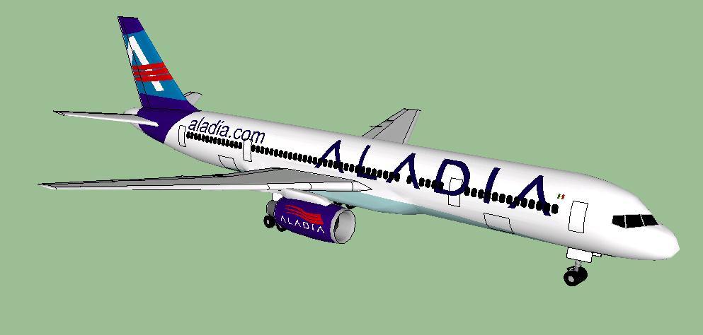 3d airplane # 3d airplane