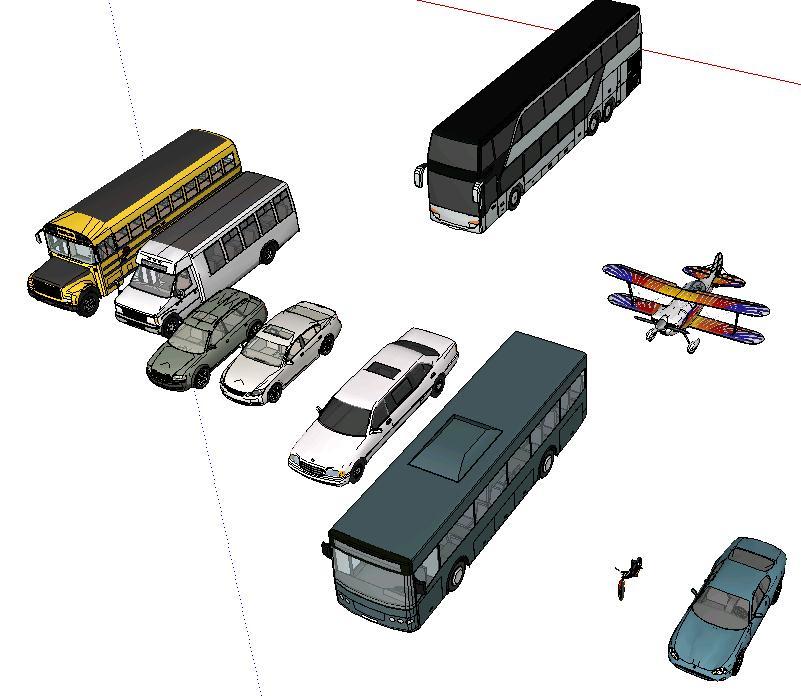 Transportation 3d